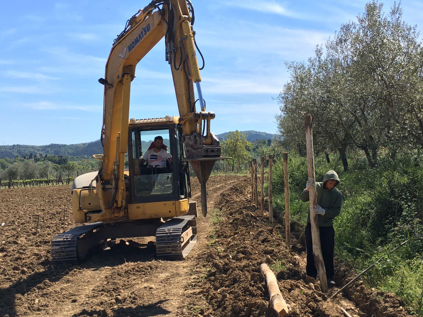 recinzione-costruzione